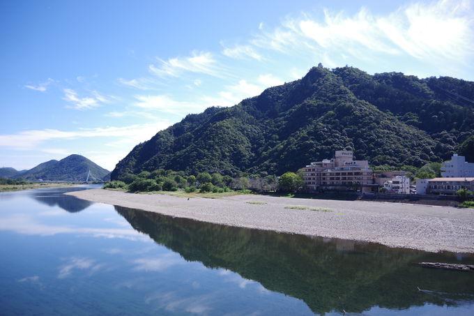岐阜城散策と鵜飼観覧におすすめ!ぎふ長良川温泉ホテルパーク