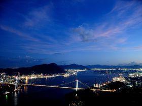 関門海峡の夜を楽しむ5つのスポット!〜海峡一望の大観覧車も唐戸に!!
