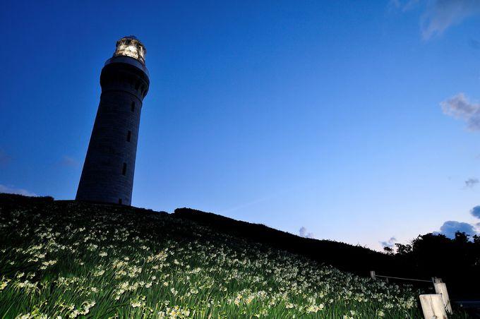 3.角島灯台公園