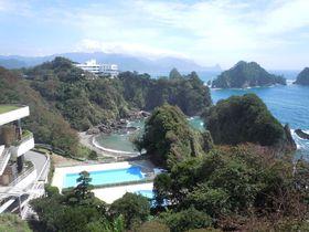西伊豆きっての絶景!リゾートに最適な「堂ヶ島ニュー銀水」