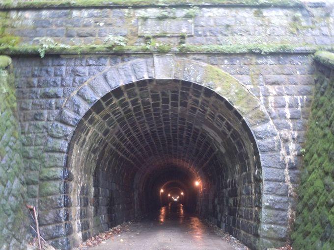 小説「伊豆の踊り子」に登場する旧天城トンネル