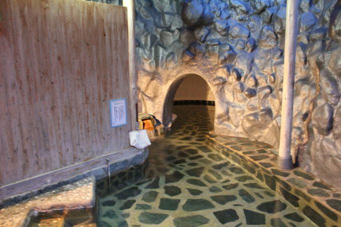トンボロに行った後は、温泉で温まりましょう