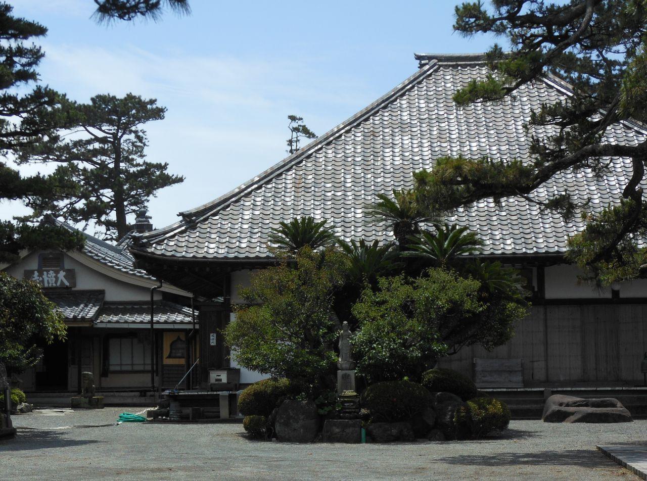 白隠の菩提寺