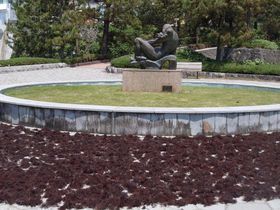 全国屈指の天草の産地、西伊豆町で開催の「天草・ところてん祭り」