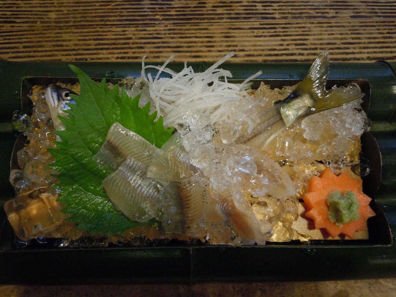 鮎料理専門店でいただく、限定の味!