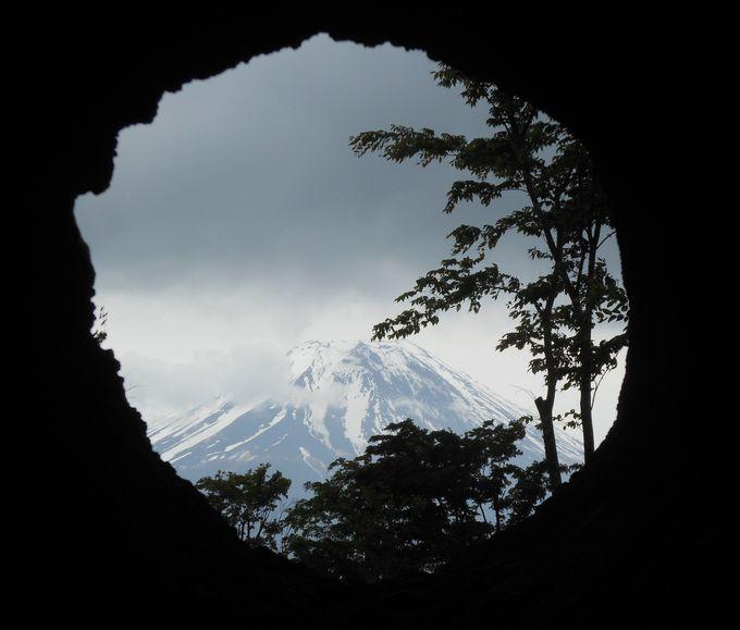 富士山を望む、とっておきの場所