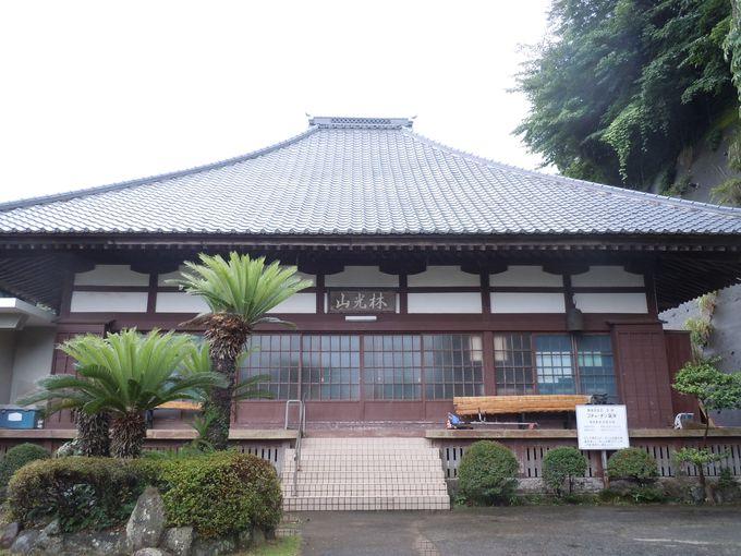 宿泊所になった寺
