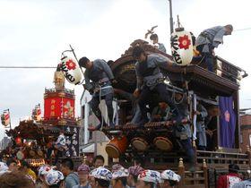 山車が大集結!富士山本宮浅間大社、秋の例大祭「富士宮まつり」