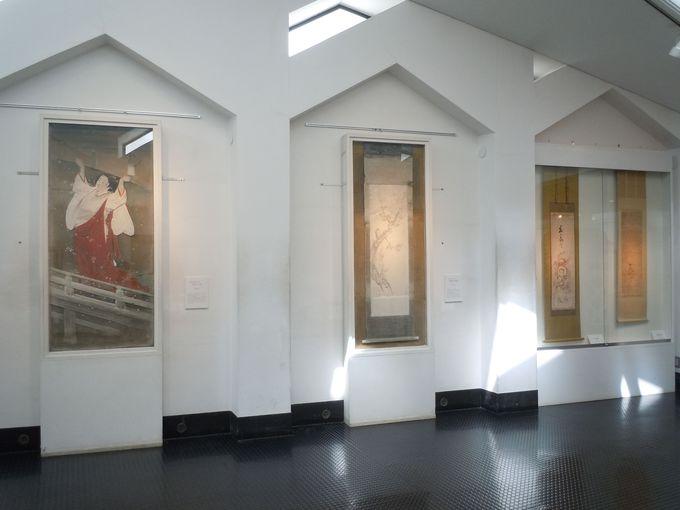 日本随一の漆喰芸術美術館