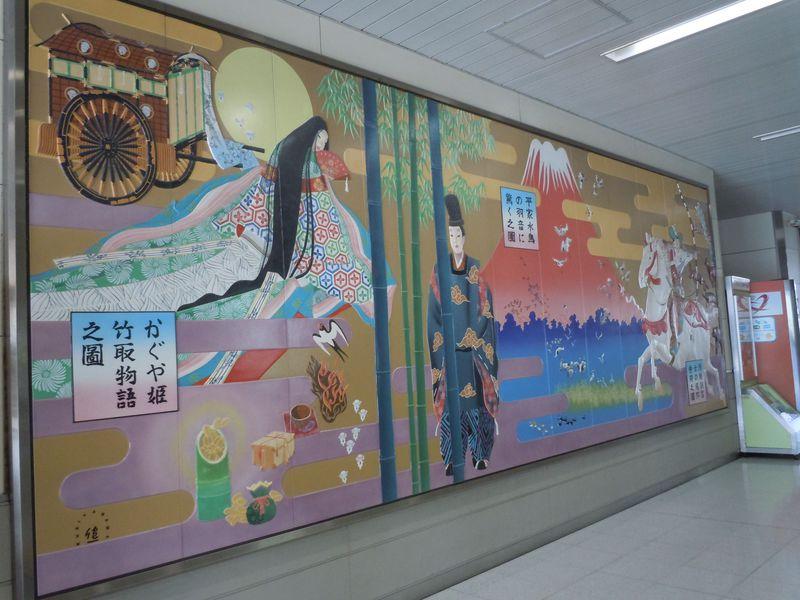 神秘に満ちた「かぐや姫発祥の地」静岡県富士市を巡る旅!
