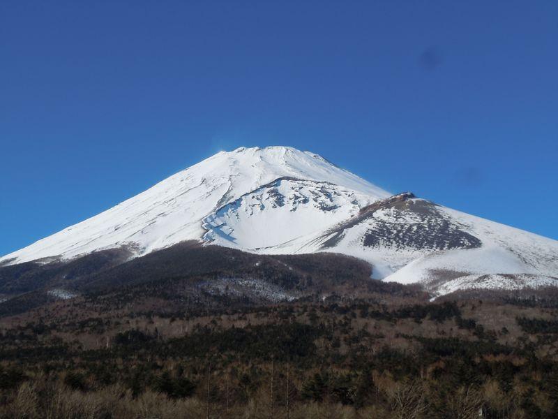 富士山2合目!天然ゲレンデで遊べる「水ヶ塚公園」〜裾野市〜