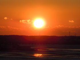 見事な夕日と絶景が毎日見られる!?浜名湖ロイヤルホテル