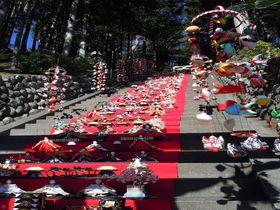 東伊豆町「雛のつるし飾り」4会場の見どころはココ!