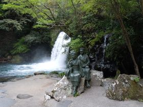 伊豆で涼を体感!!マイナスイオン溢れる「河津七滝」の見所