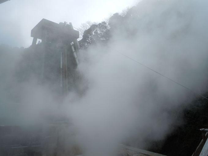 約1500年前に開湯した歴史ある温泉地