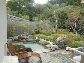 落人が暮らした里で過ごす!伊豆熱川温泉「奈良偲の里 玉翆」