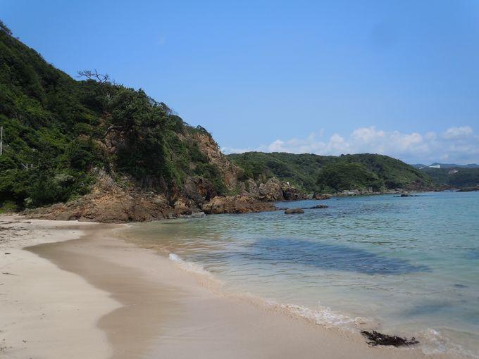 7.九十浜海岸