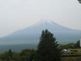 これぞ日本の宝!絶景富士山は山中湖「ホテルマウント富士」におまかせ!!