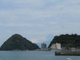 天下一品の絶景富士山の宿!西伊豆・三津浜「松濤館」