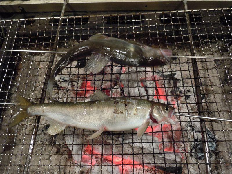 味に自信あり!鮎料理を食べるなら伊豆・松崎「鮎の茶屋」