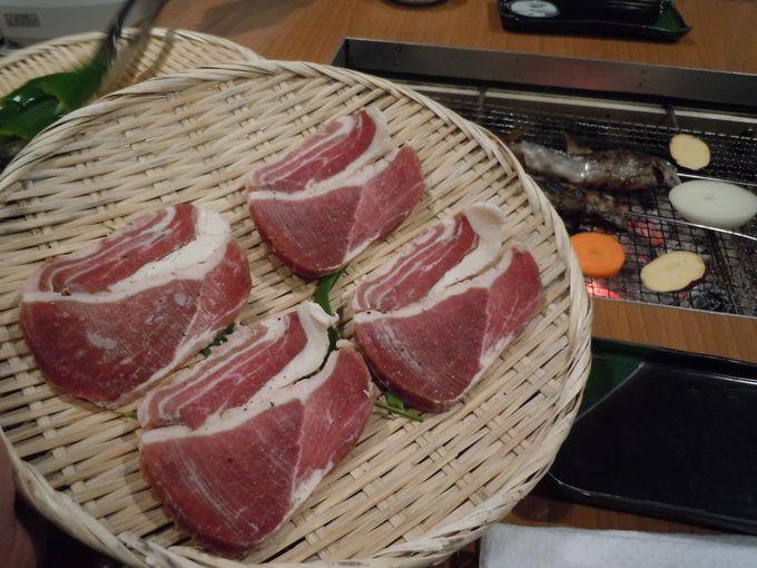 伊豆を訪れたら一度は食べたい!猪肉