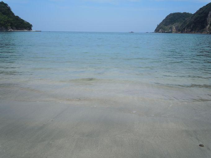何処よりも断然素敵!天然の砂浜で満足度100%