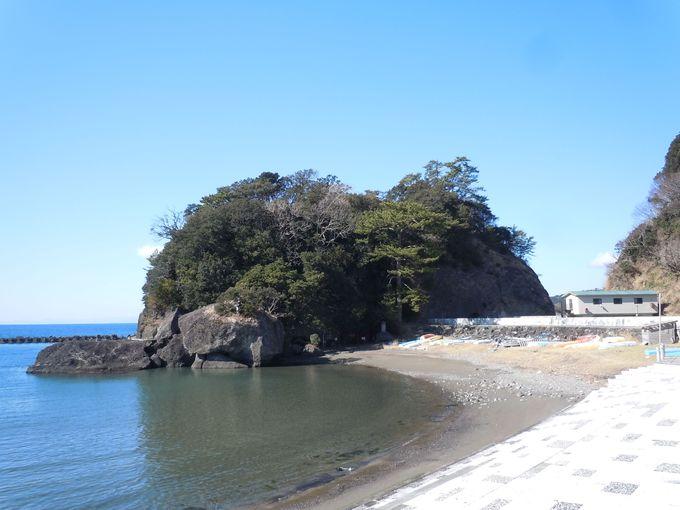 伊豆半島ジオパークになっている!魅力が詰った弁天島