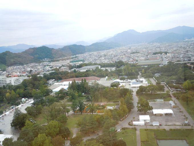 駿府城公園に行く前に見たい!本物のジオラマを無料で楽しめる!