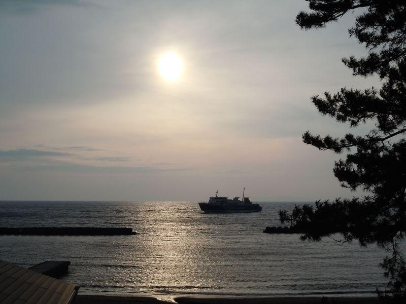 海まで徒歩5秒!西伊豆土肥温泉・温泉民宿「田中屋」