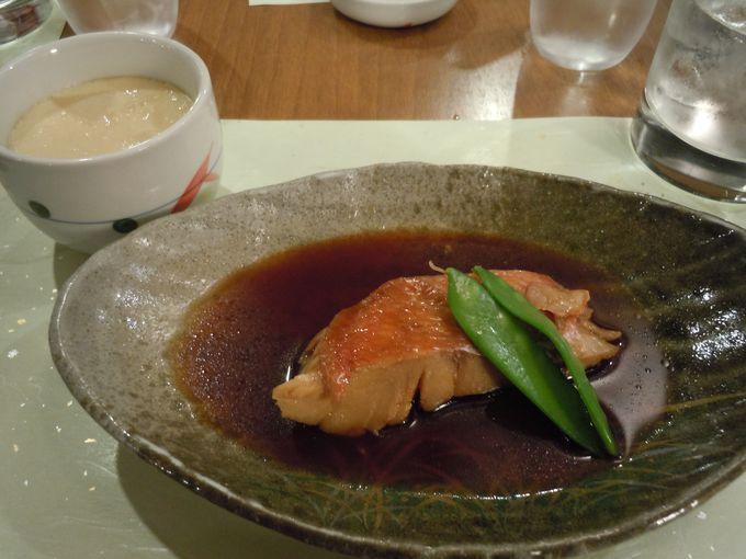 下田に来たなら外せない!金目鯛料理!