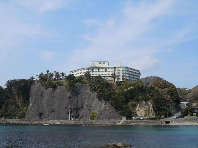 海抜56mの丘にそびえる!絶景に包まれたリゾートホテル