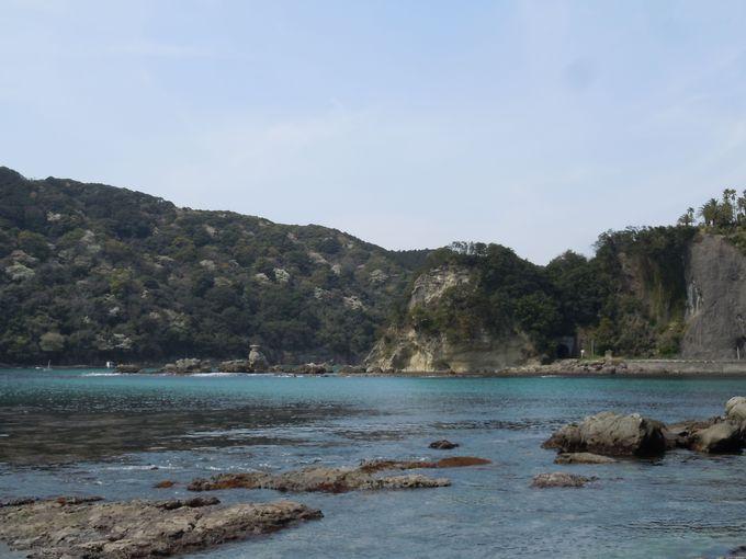 江戸時代の記憶を刻んだ歴史ある!目新しい海岸?!