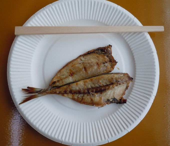 日本有数の干物の産地で食べる!格別な干物