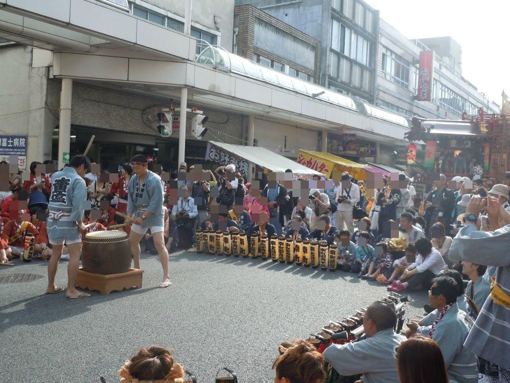 江戸末期から続く、伝統の祭典!