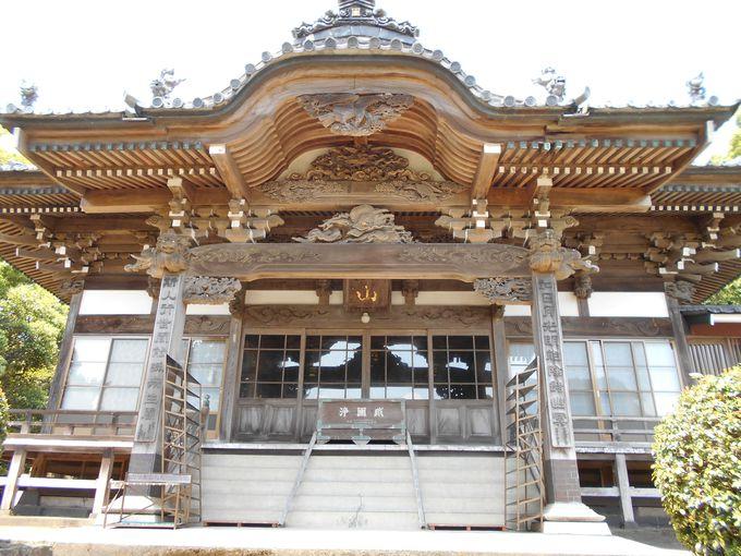 日蓮上人ゆかりの地に建立する古刹「蓮着寺」