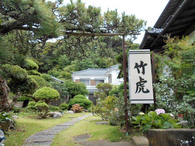 日本庭園が広がる!和の風情漂う癒しの宿