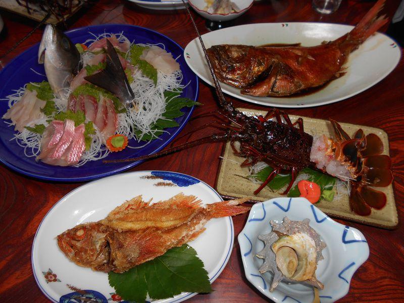 目利きが選んだ豪快でたまらな〜い!海鮮料理