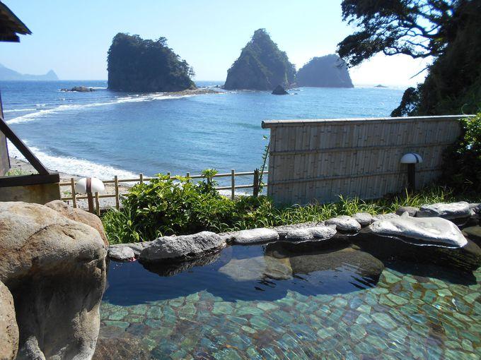 眺望絶佳!思い出の残る素晴らしい景色が見られる露天風呂