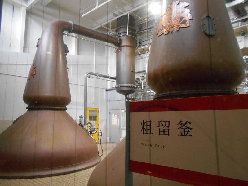 本場ウィスキーを体感!キリンの工場見学「富士御殿場蒸留所」