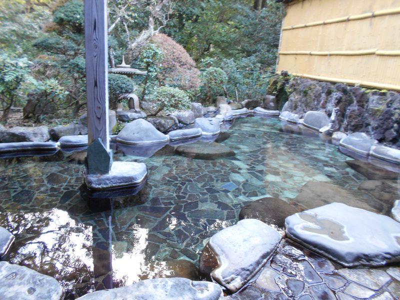 なんと大浴場も貸切OK!伊豆・河津「七滝温泉ホテル」