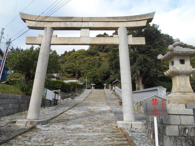 ゆかりの寺や絶景を探訪できる!表参道