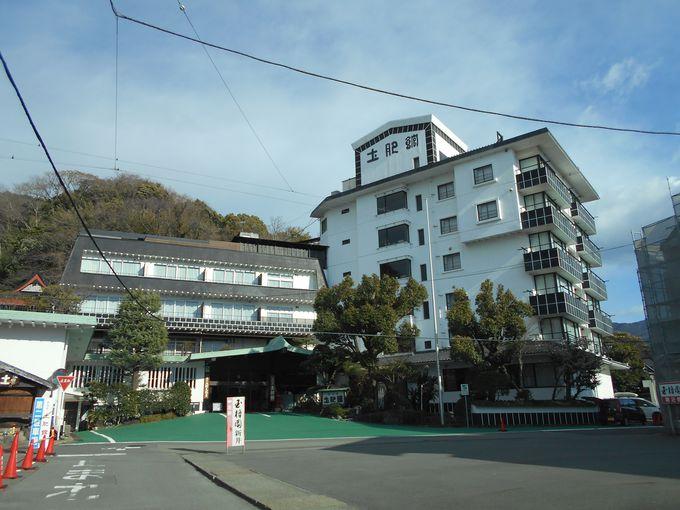 創業明治6年の歴史ある温泉宿