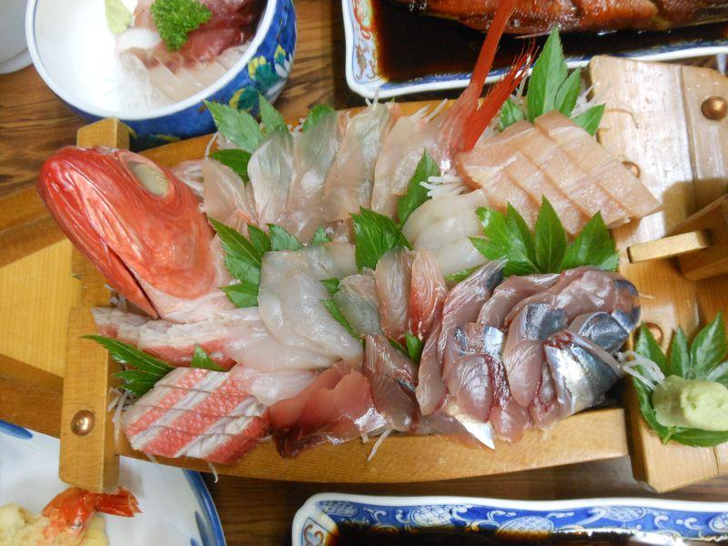神津島で温泉&海の幸を楽しみたいのなら「山下旅館別館」がお勧めっ!