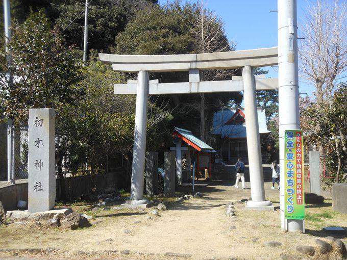 史跡好きに堪らない!島の語源・伝説が伝わる「初木神社」