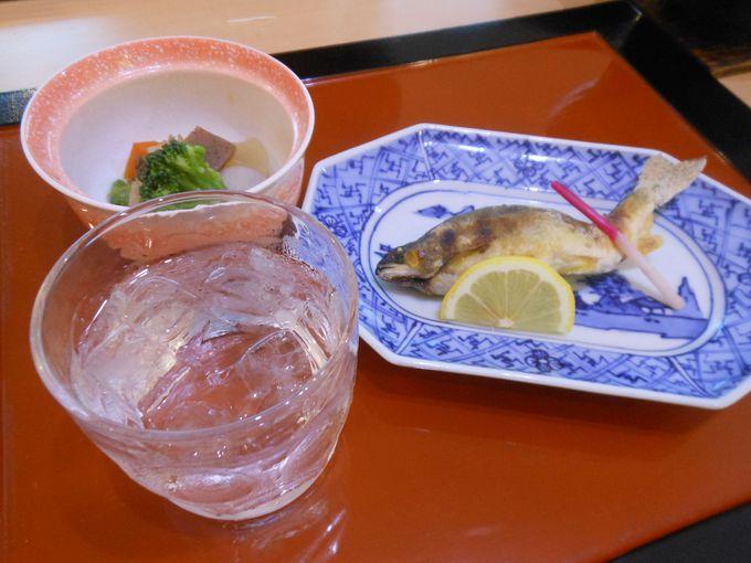 郷土食材を盛り込んだ、美味!会席料理&本場仕込みの鹿児島焼酎