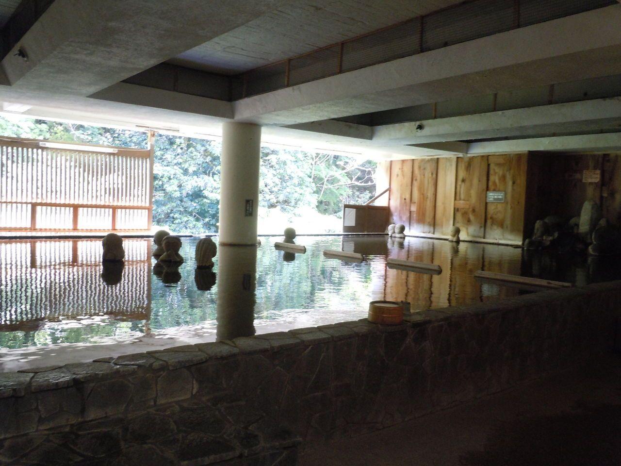 自慢の広〜い大露天風呂で、ゆったりのんびり温泉タイム