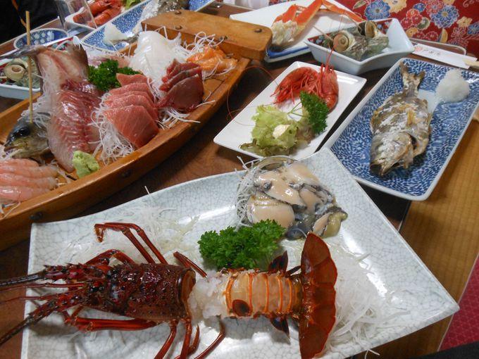 鮮度抜群の海の幸から、戸田名物の珍味!深海魚もっ