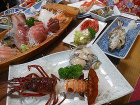 釣りに海水浴、磯料理も堪能!西伊豆戸田・民宿「浜又」