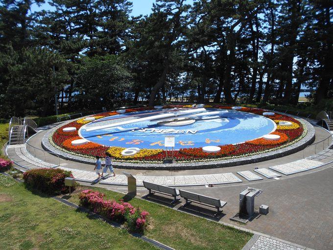 1992年ギネス認定!直径31mの世界一の花時計