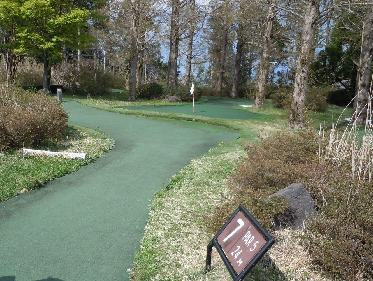 パターゴルフ場・テニスコートも完備!多彩な高原リゾートを満喫できる「天城高原」